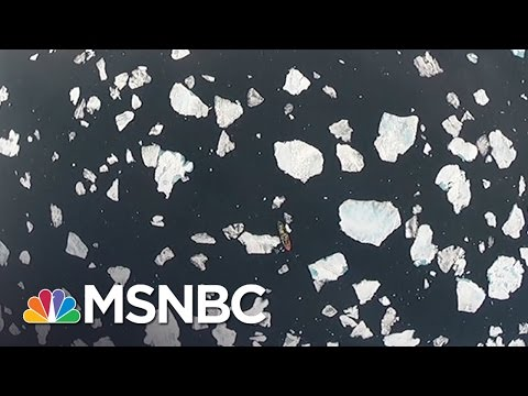 Barrow, Alaska: The Leading Edge Of Climate Change | All In | MSNBC
