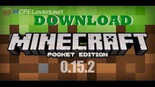 Download Minecraft 15.2