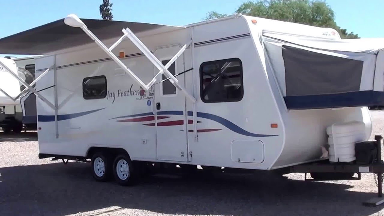 Navigation Travel Trailer  Tucson
