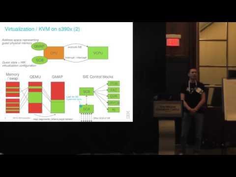 Nesting KVM on s390x by David Hildenbrand
