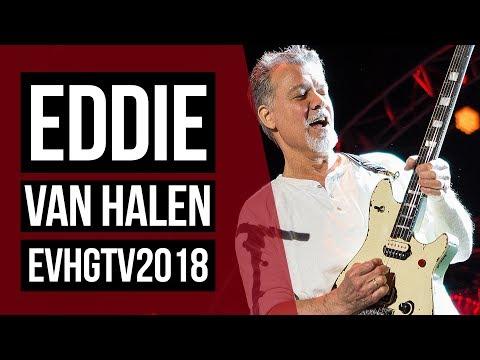 Eddie Van Halen On EVH Gear TV 2018
