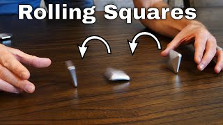 This Square Can Roll Like a Ball