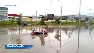 Краснодар затопило. Очередной потоп парализовал центр Кубанской столицы
