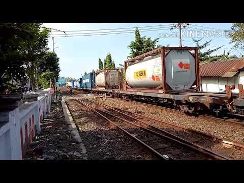 Kompilasi kereta api H-1 Sebelum Lebaran