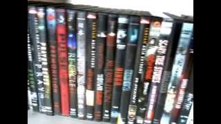 My Asian Horror Movie DVD Collection