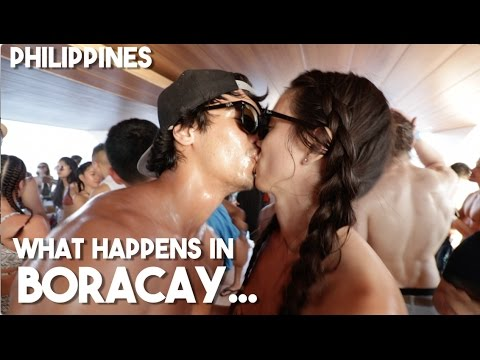 CRAZIEST YACHT PARTY EVER! (Boracay Gone Wild!)