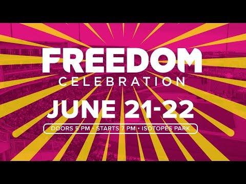 Freedom Celebration 2019  - Saturday Concert
