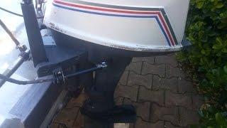 moteur bateau selva 6 ch demontage