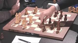 GM Eljanov (Ukraine) - GM Carlsen (Norway) FF + PGN