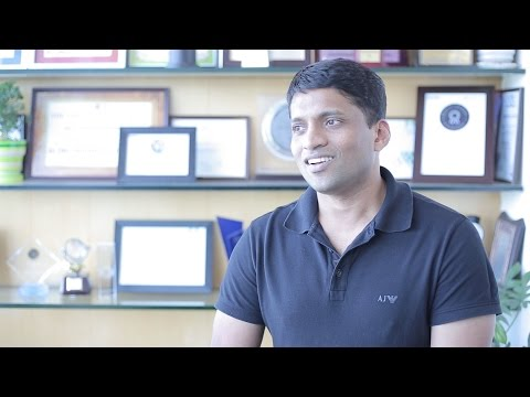 BYJU's: From small Kerala village to global e-learning guru
