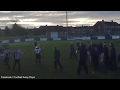 Sunday league team players and fans in vicious mid match fight - New 1018