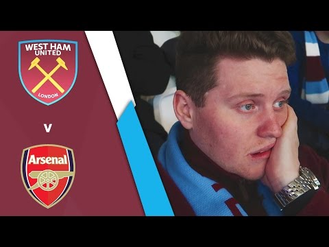WEST HAM UNITED VS ARSENAL (Premier League 16/17)