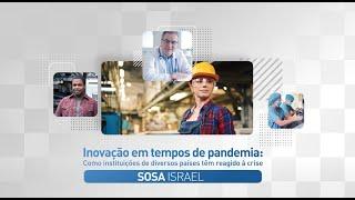 Inovação em tempos de pandemia: SOSA - ISRAEL