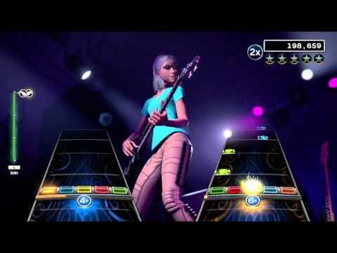Rock Band 4 - Poker Face (Eric Cartman) Coop Guitar Bass 100% Full streak 316,811
