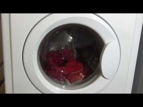 Review and Demonstration of Indesit TIME WIXE127 6kg 1200 rpm washing machine