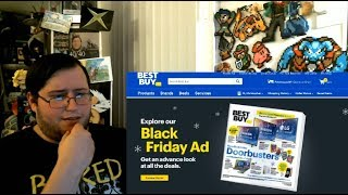 Bestbuy's Black Friday 2018 Ad! - Gor Takes a Look