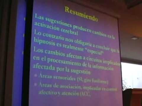 Neurofisiología de la hipnosis: Desarrollos recientes. Parte 9 de 10