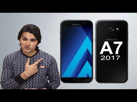 [Hindi-हिन्दी]  Samsung Galaxy A7 (2017) : Worth Buying !!  (My Thoughts)