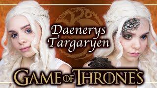 KHALEESI - Daenerys Targaryen - Karneval/Fasching Makeup Tutorial #KarnevalCountdown