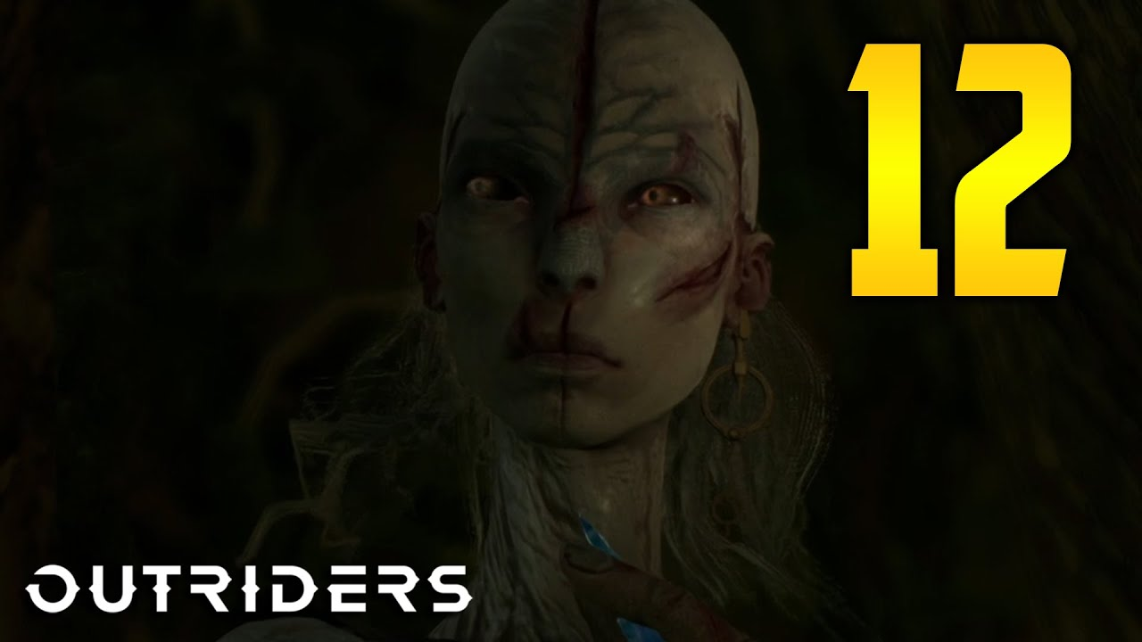 Outriders - Part 12 BACK TO THE FOREST (Let's Play) With Di3sel