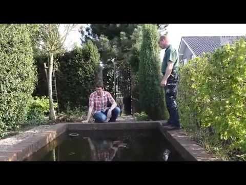 Tipp Gartenteich Kindersicher Machen Youtube
