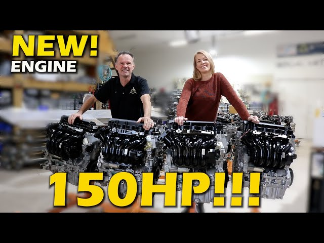 150HP Honda HRV Aircraft Engine! Viking Aircraft Engines