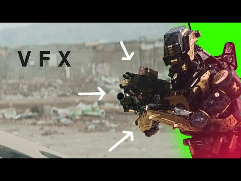 Learn VFX For BEGINNERS - 3D Tracking and Compositing (After effects + Cinema 4D)