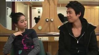 Jung Kyung Ho, Lee Min Jung (091203) (en subs)