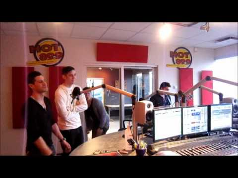 Neverest In Studio Interview & Performance with Kenny B from Hot 89.9FM