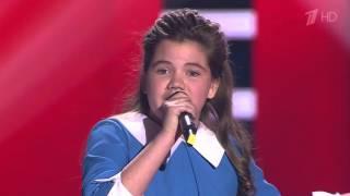 лариса григорьева молитва слепые прослушивания голос дети сезон 3