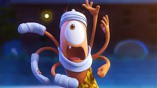 Spookiz - Growing Arms   Funny Videos For Kids   WildBrain Cartoons