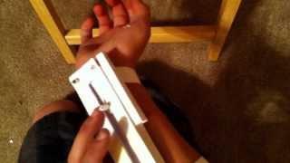 Paper Assassins Creed Hidden Gun