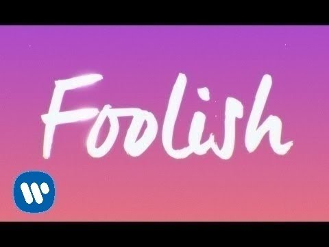 Blonde - Foolish (feat. Ryan Ashley) [Official Video]