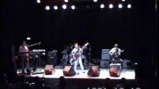 名古屋のプログレッシブ・ロックバンド「紅しょうが」のライブ映像.