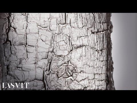 LASVIT – YAKISUGI BY KENGO KUMA / EUROLUCE 2017
