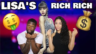 How Rich Is Lisa from Blackpink? REACTION