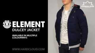 Element Dulcey jacket demo