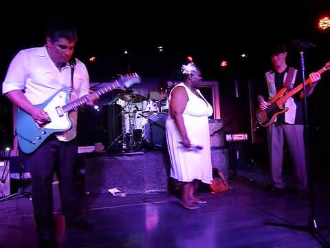 "Diunna Greenleaf CD Release Party ""Double Dealing"" video by OurKNightsOut .m4v"