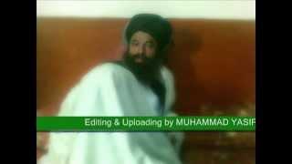 Repeat youtube video Shakh ul Hadees Molana Naseeb Khan Shaheed ( R .A) ke yaad ma. .(2)