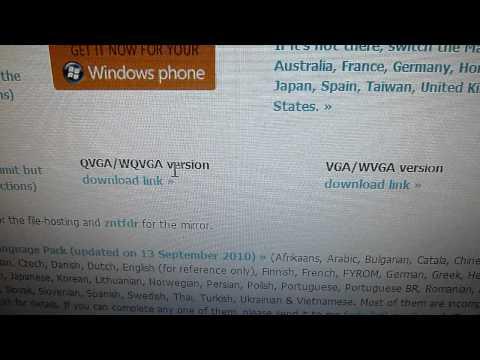 O2 XDA Orbit iPhone Musikplayer - Tutorial (Deutsch)
