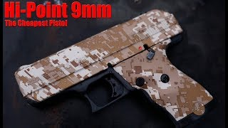 Hi-Point C9 9mm Review: The Cheapest Pistol That Still Works