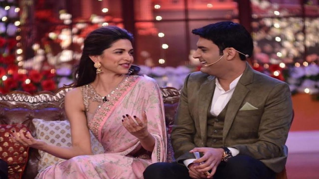 Kapil Sharma To Work With Deepika Padukone? - YouTube