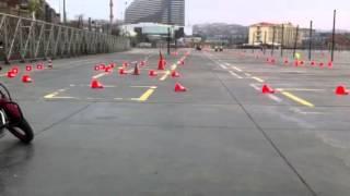 Motosiklet eğitimi 3 hafta 26/01/2014