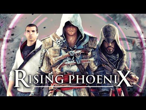 Assassin's Creed: Rising Phoenix: игра про ДЕЗМОНДА, Япония и Китай, PS Vita (Почему отменили игру?)