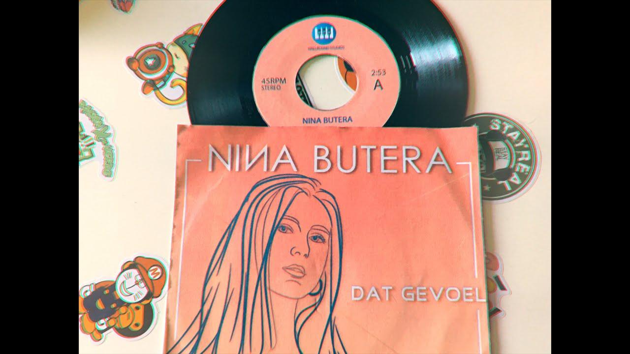 VIDEOCLIP: Nina Butera - Dat Gevoel