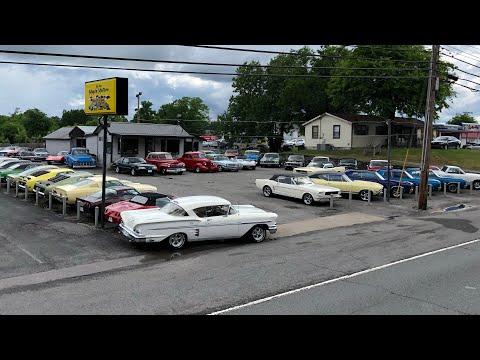 "American Classic Car Lot ""Part 4"" Maple Motors 6/9/19"