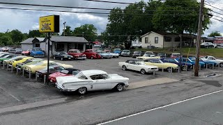 "American Classic Car Lot ""Part 4"" Maple Motors 6/9/19"