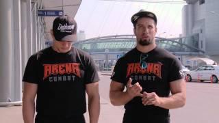 Бойцы Hip Show в США! Arena Combat, Bristol, august 9