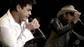 "Zezé Di Camargo & Luciano Cantam ""tapa Na Cara"" No Canja Do Ig"