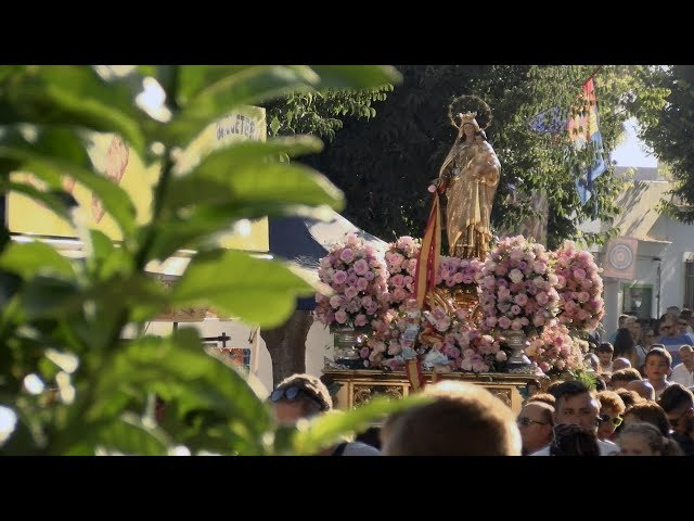 Fiestas de El Rompido 2018 - Procesión Virgen del Carmen